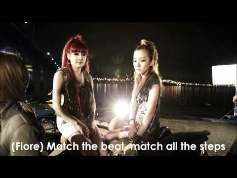 HD 2NE1 - Don't Stop The Music (Thai CF Yamaha Fiore) Eng Sub Lyrics