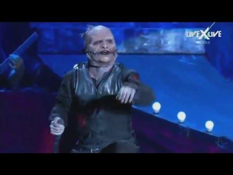 Slipknot - XIX + Sarcastrophe - Live Rock in Rio Brasil 2015 mp3