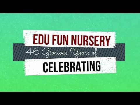 Edu Fun Nursery UAE Day 2017