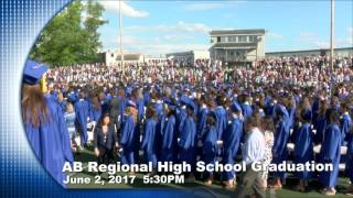 ACTON BOXBOROUGH REGIONAL HIGH SCHOOL GRADUATION
