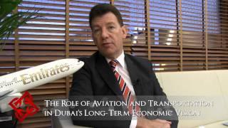 Executive Focus: Paul Griffiths, CEO, Dubai Airports