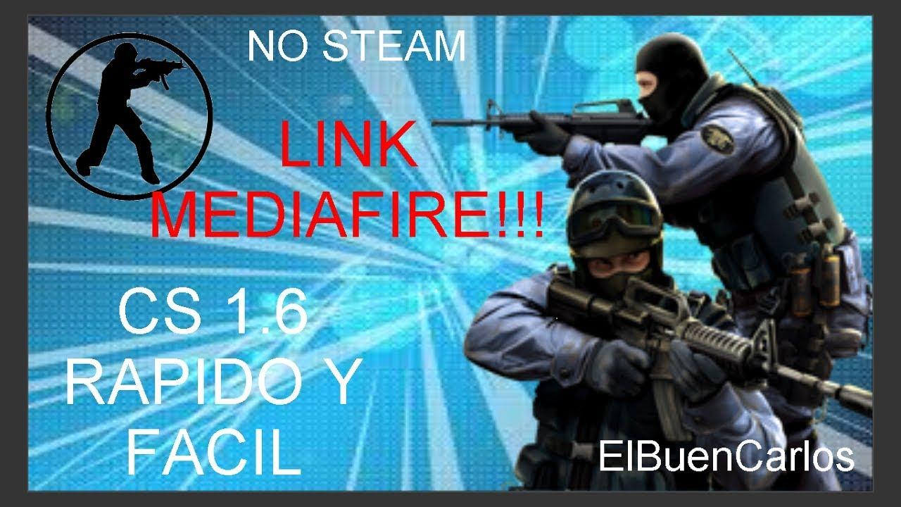 descargar counter strike no steam 1.6 gratisjuegos
