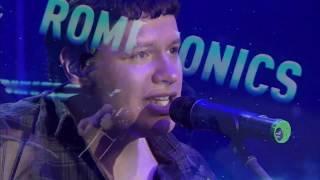 Presentación Romphonics Premios Pepsi Music 2017