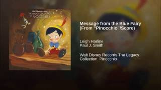 Message from the Blue Fairy