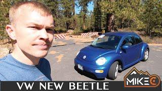 Volkswagen New Beetle Review   1997-2011