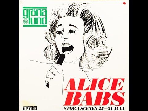 Alice Babs - På Gröna Lund (1963)