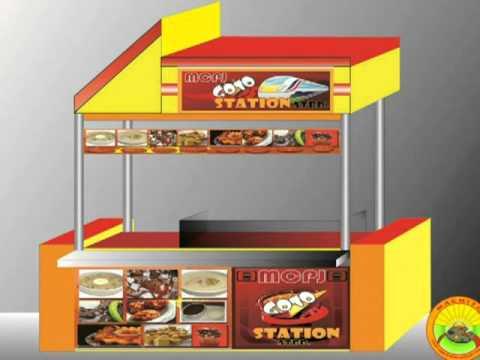 Fast Food On Wheels Design Ideas