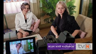 Наталья Вихарева в Женском Марафоне