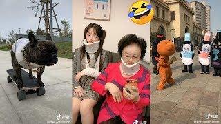 Những Khoảnh khắc hài hước và thú vị bá đạo trên Tik Tok Trung Quốc Triệu view   Tik Tok China #8