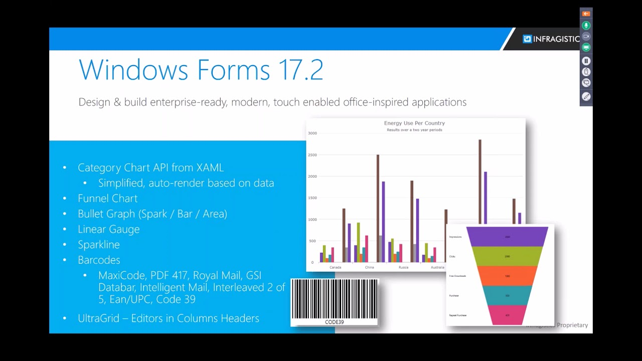 What's New in Infragistics Ultimate 17 2
