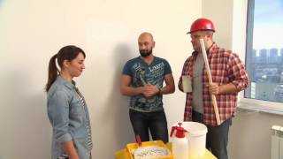 видео Гардеробная своими руками из гипсокартона: основные этапы (фото)