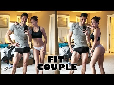 Typical Day of a Fit Youtube Couple