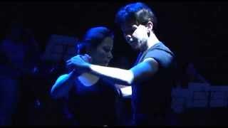 სცენაზე გაცოცხლებული ვნება და სიყვარული - Tango In Major