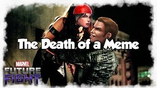 [Marvel Future Fight] The Death of a Meme