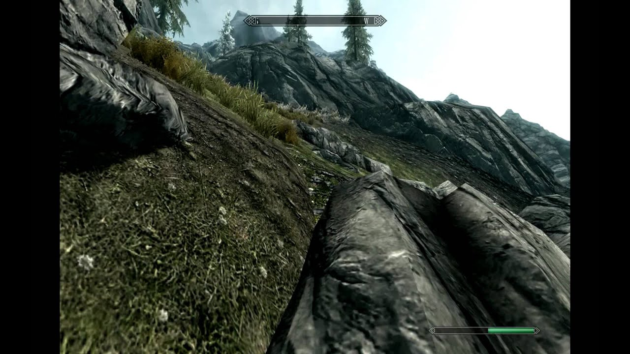 tes 5 skyrim treasure map iv 4 loot location youtube