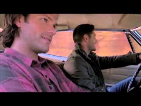 Supernatural 11x04 - Sam and Dean singing 'Night Moves' (english subtitles available)