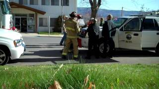 Lassen County Administration Offices Evacuated April 7th, 2010