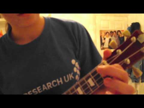 Ukulele tutorial- Make you feel my love-...