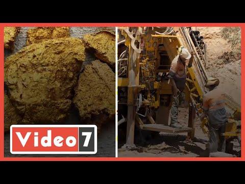 فيديو ..كشف جديد عن الذهب باحتياطي مليون أوقية  - 22:03-2020 / 6 / 30