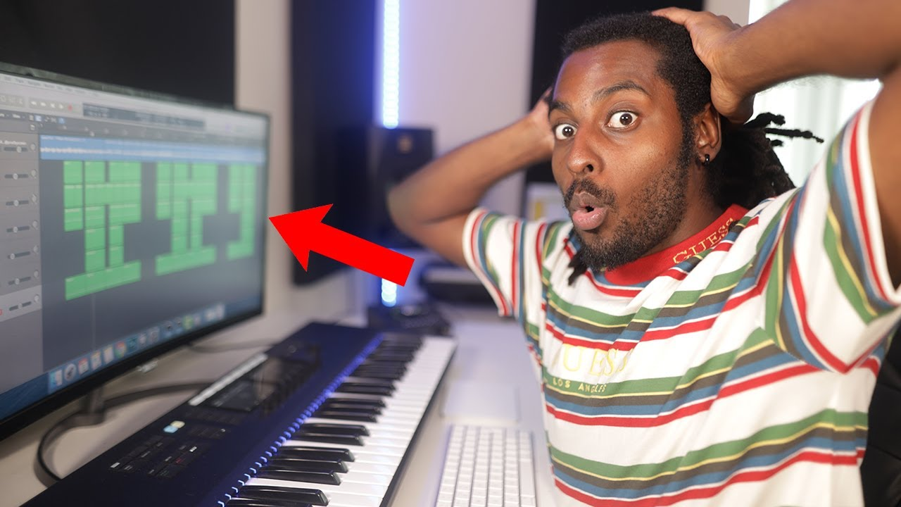 Making an INSANE VIRTUAL BEAT!! *It's a Vibe* | How to Make Beats For Lil Uzi Vert, TyFontaine)