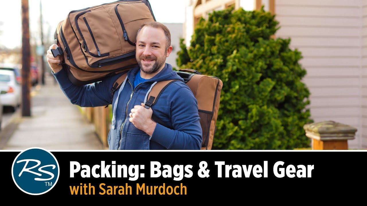 Ng Light Right Bags Travel Gear Rick Steves Talks