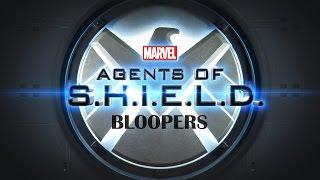 Agents of S.H.I.E.L.D. Bloopers [Season 1] (русские субтитры)