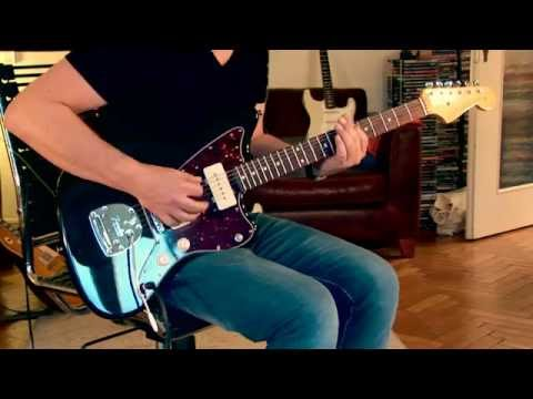 Fender Classic Player Jazzmaster, Part1