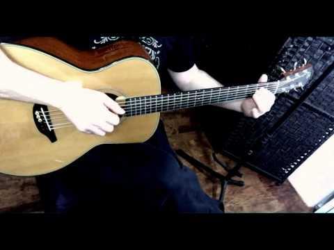 Fetty Wap - Trap Queen - Fingerstyle Guitar
