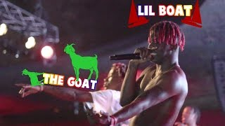 Lil Yachty Performs 'Fresh Off A Boat' W/ Rich The Kid | Shot By @omgimwigs