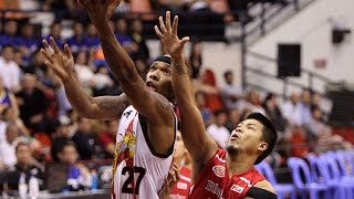 Blackwater vs. San Miguel - Q2 | Philippine Cup 2015-2016