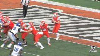 Bowling Green State Football Mid Season Highlights