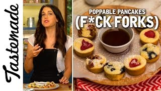 (F*ck Forks) Poppable Pancakes  The Tastemakers-Jax Tranchida