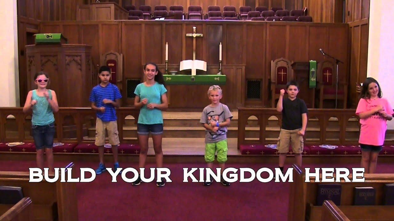 build your kingdom here pdf