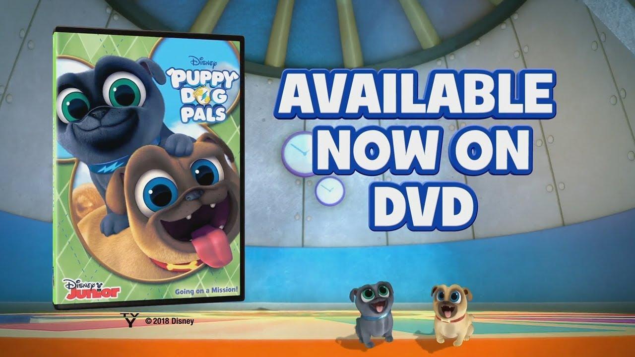 Watch Disney Jr Puppy Dog Pals