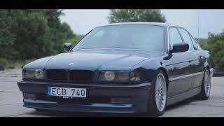 MiyaGi Эндшпиль НУТРО BMW E38 Stance