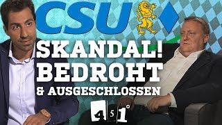 CSU Stadtrat von Partei bedroht und zensiert - wegen AfD Aussage | 451 Grad Interview | 76
