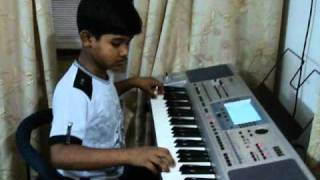 Neele Neele Ambar par, Indian Instrumental, Keyboard