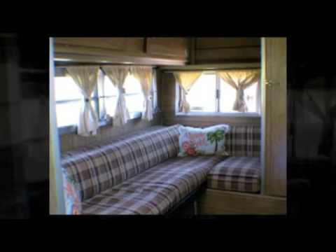 1971 Aristocrat Lo Liner Travel Trailer Vintage Classic Youtube