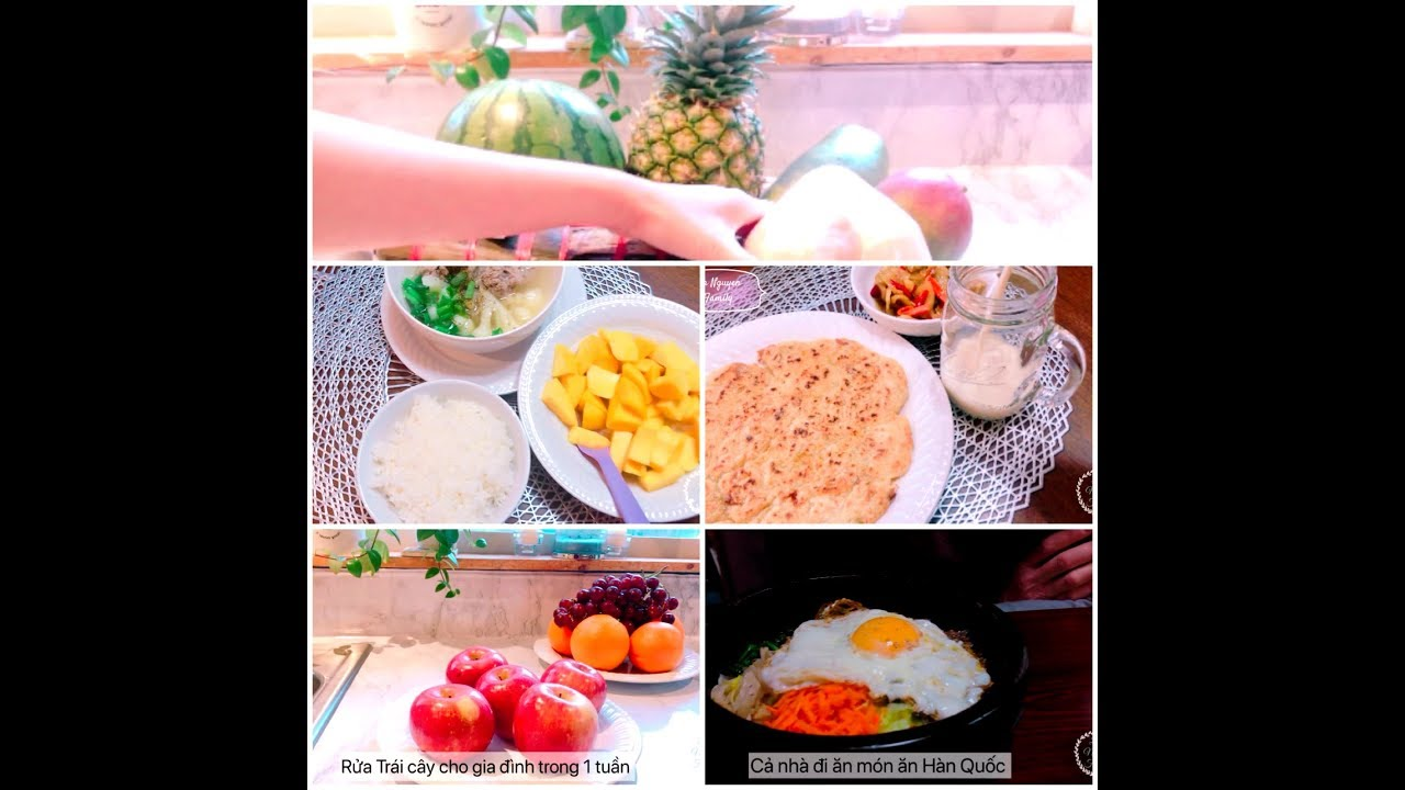 Enjoy Life #1|| Chuẩn bị mâm ngũ quả cho ngày Tết|| Bánh Tét chiên nước|| Lina Nguyen Family