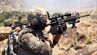 Combate real! Exército dos EUA no Afeganistão - Vida de um Soldado