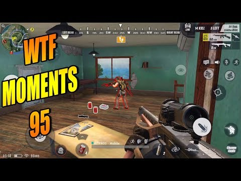 Rules of Survival Funny Moments - WTF Ros #95