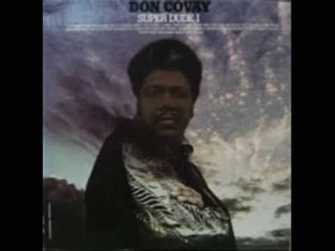 Don Covay - Overtime Man