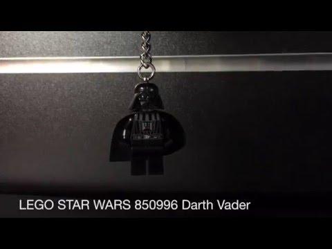 LEGO KEYCHAIN STAR WARS 850996 Darth Vader