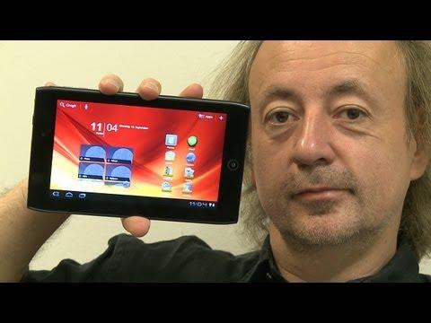 Acer Iconia Tab A100 im Test
