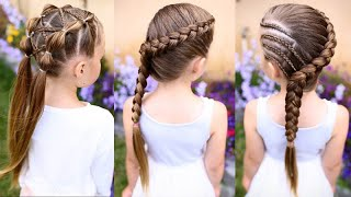 10 Lovely Kid's Hairstyles ❀ Cute Hairstyle Ideas For Kids