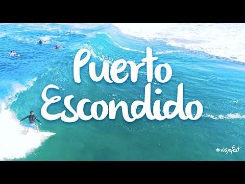 Puerto Escondido, La Playa Surfer De Oaxaca || Que Hacer En Puerto Escondido