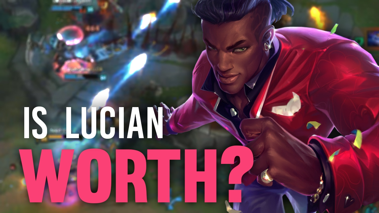 Download Imaqtpie - IS LUCIAN WORTH PICKING?