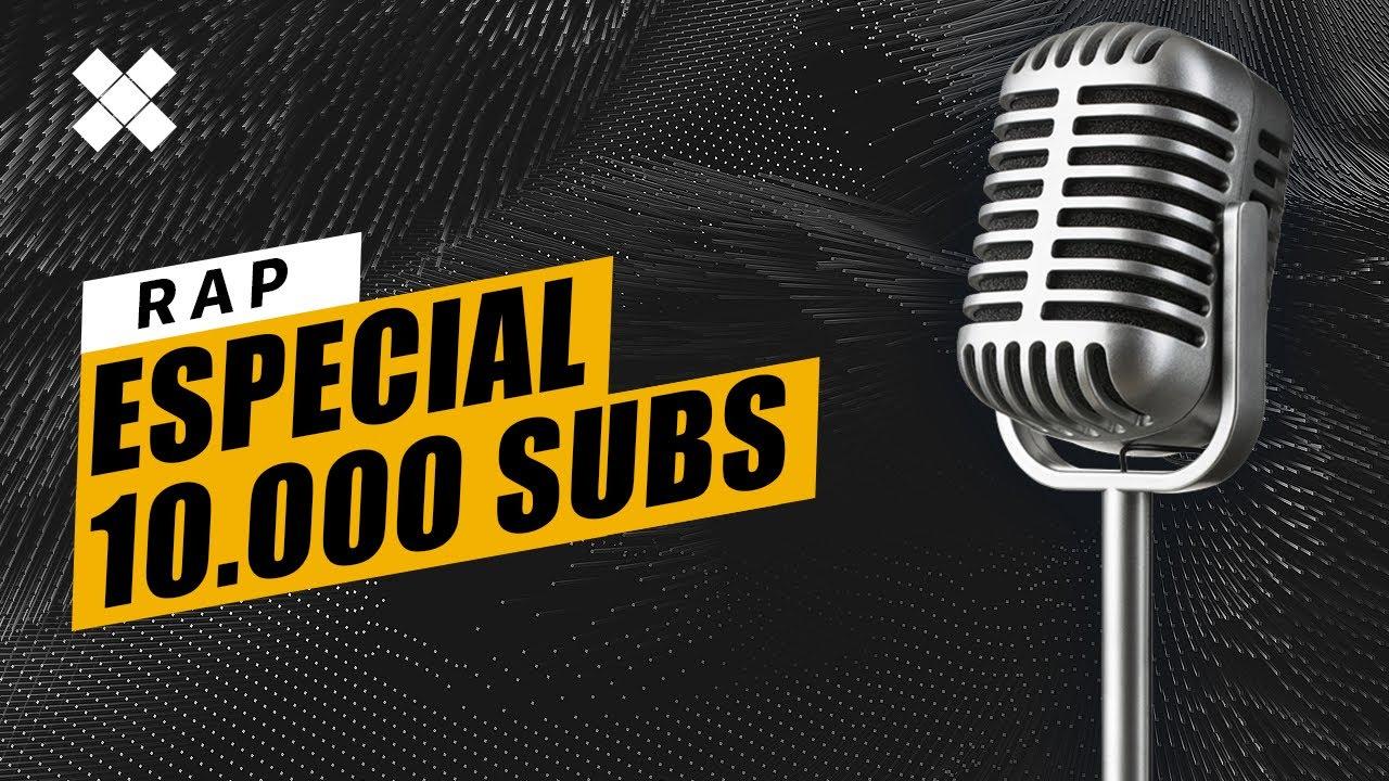 Especial 10K subscriptores Rap Informatica
