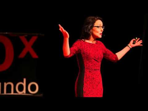 How out-of-body experiences could transform yourself and society   Nanci Trivellato   TEDxPassoFundo