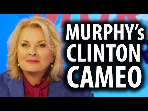 Murphy Brown Revival's Cringy Hillary Clinton Cameo